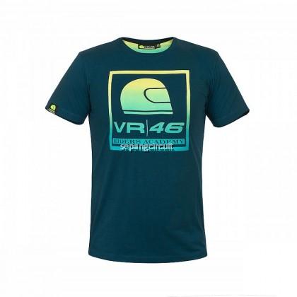 VR46 RIDERS ACADEMY T-SHIRT (RAMTS291732NF)