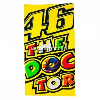 VR46 THE DOCTOR BEACH TOWEL (VRUBT265401)