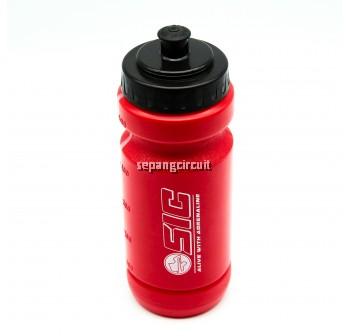 WATER BOTTLE 500ML RED