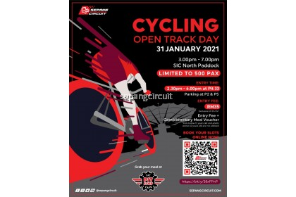 Cycling Track Day (Session 2)